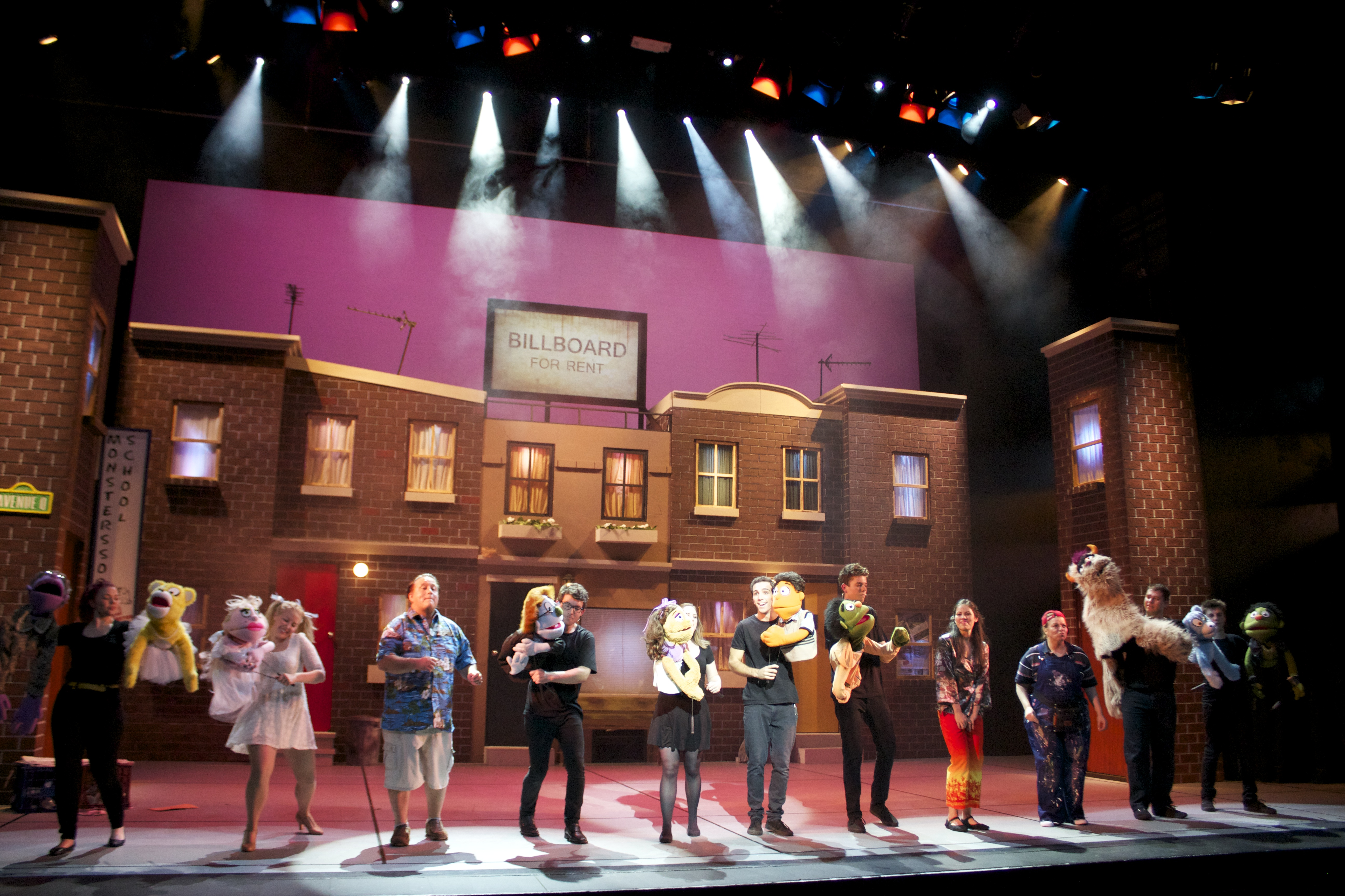 Avenue Q – Returning to IPAC in October 2013!!