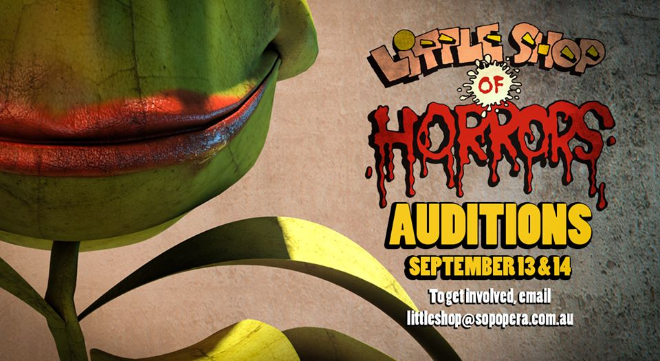 Auditions – Little Shop of Horrors