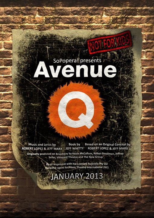 Avenue Q (2013)