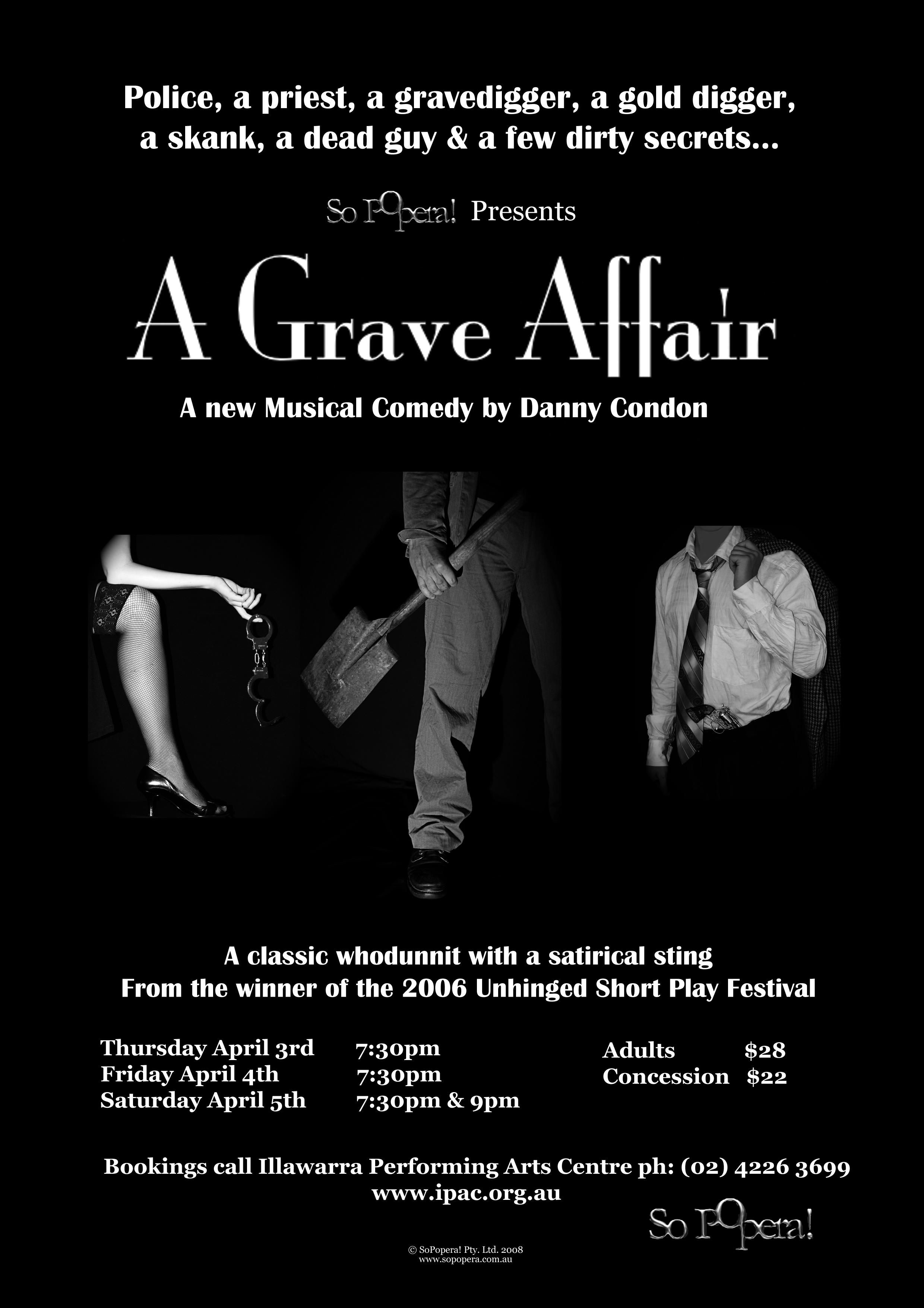 A Grave Affair (2008)