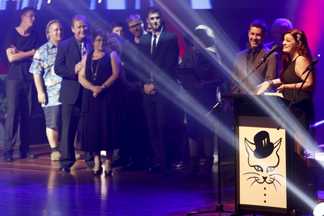 So Popera WINS at CAT Awards 2014