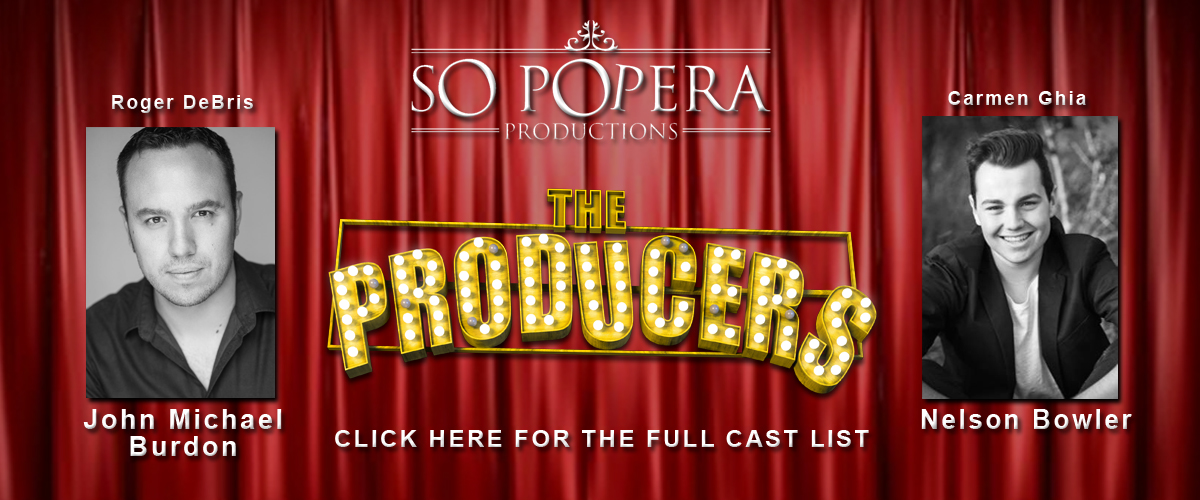 The Producers – Cast Announced