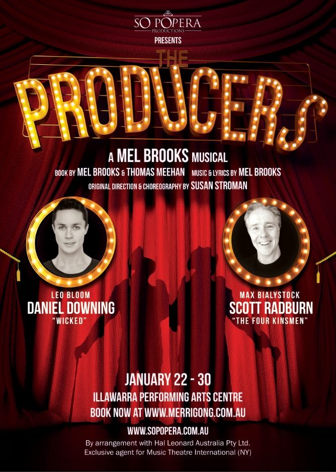 So Popera Presents The Producers!