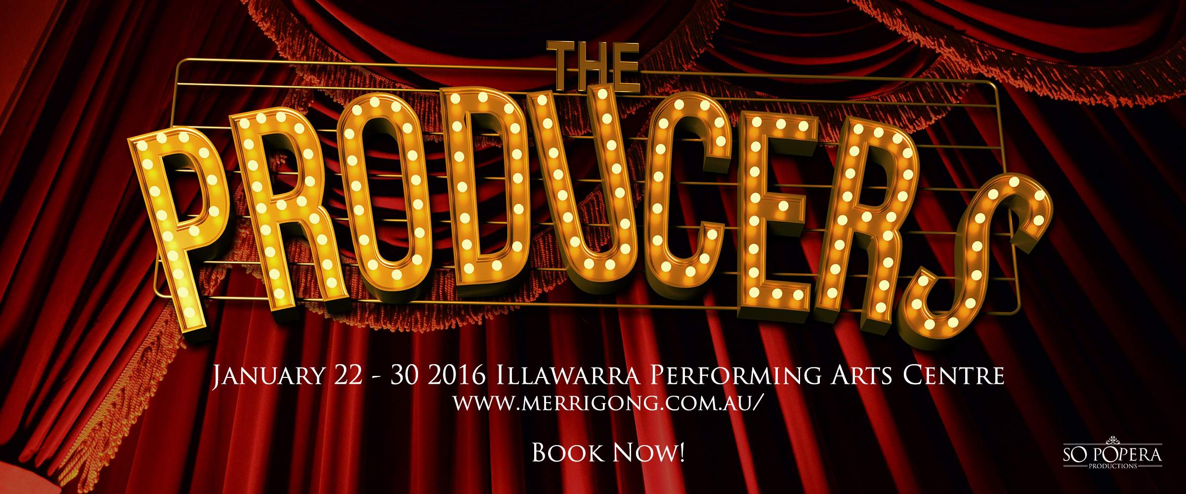 The Producers Banner