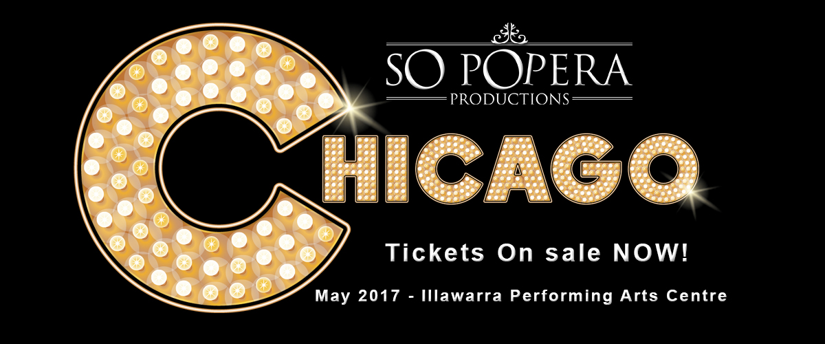 Chicago – Tickets on sale NOW!