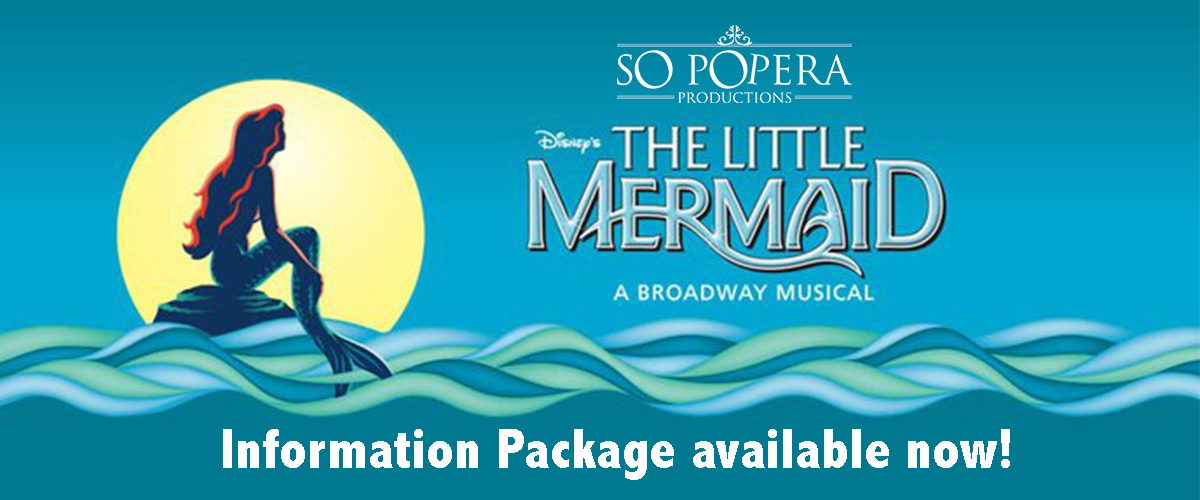 The Little Mermaid – Information available now!