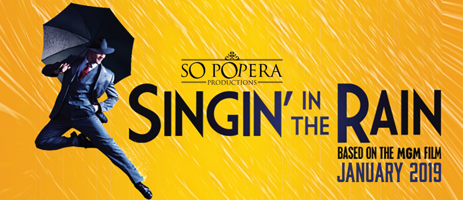 Singin' in the Rain – Jan 2019