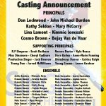 Singin in the Rain – Cast Announced!